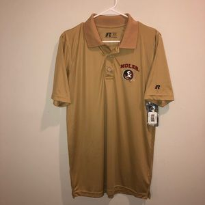 Florida State university Seminoles Russell Polo